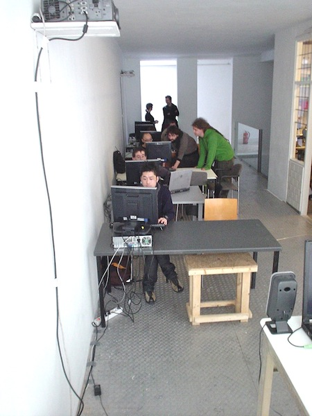 8 open lab griffith