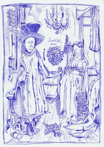 maurist van putten Arnolfini
