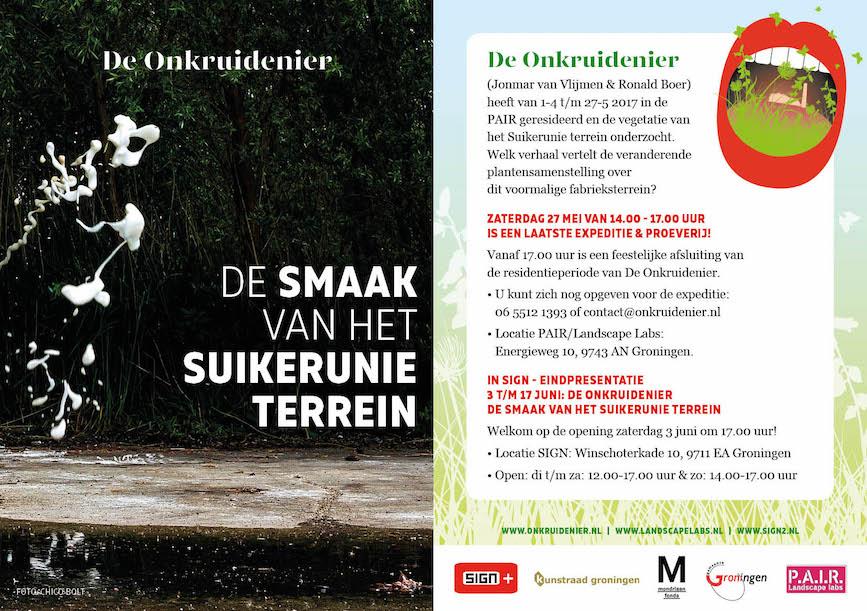 De klein onkruidenier NL