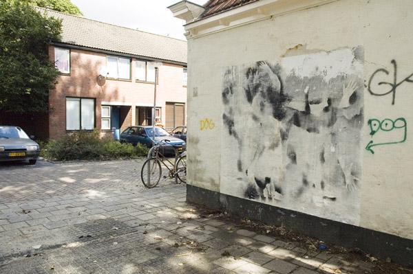 8 Birgit Gras. muur resultaat