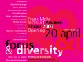 1 Focus & Diversity uitnodiging