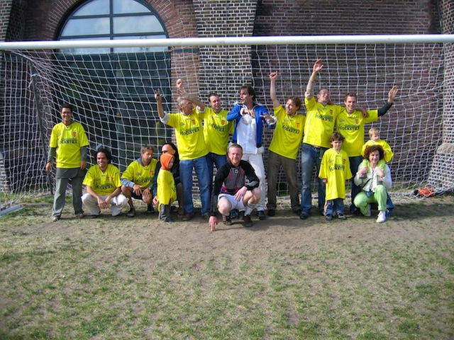 god is rond, cambuur2