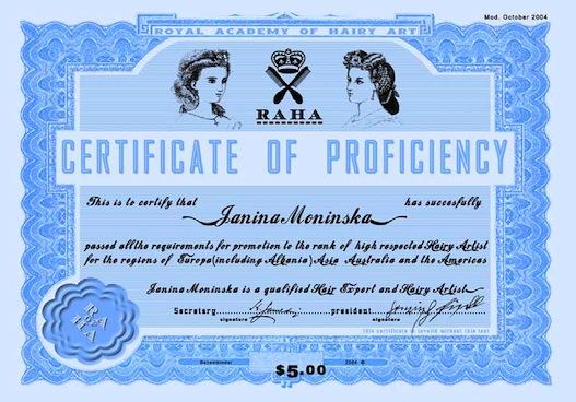 6 certificate800