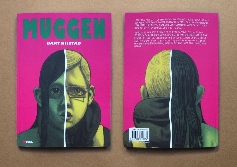 boek MUGGEN NL versie