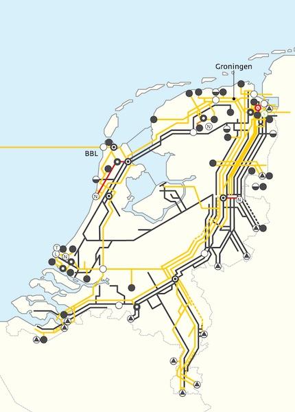 Netwerk + BEB gestileerd - NL-2009 -Jaarverslag