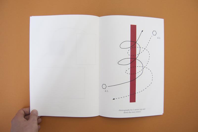 2 tim hollander - 12 choreographies (publication)(2014)