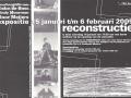 2 reconstructie 2005 flyer achter