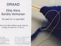 DRAAD  Elles Kiers , Sandra Vermanen