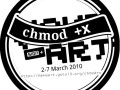 make art: chmod + x art