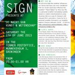 Nacht van Kunst en Wetenschap 2013