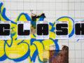 SIGN bij CLASH: Pelle Schilling, Takeshi Ikeda