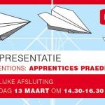 INTERVENTIES: Apprentices Praedinius: Eindpresentatie
